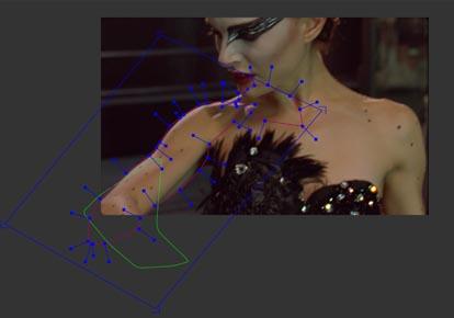 Black Swan Mocha Interface