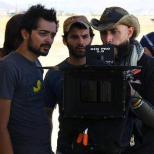 Joe, Ryan Morrison and DP: Jan-Michael Losada