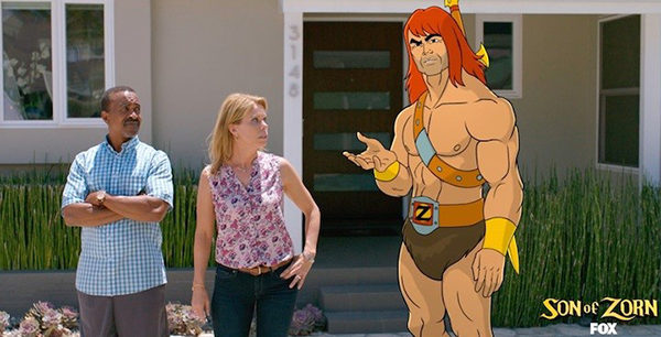 Son of Zorn publicity still